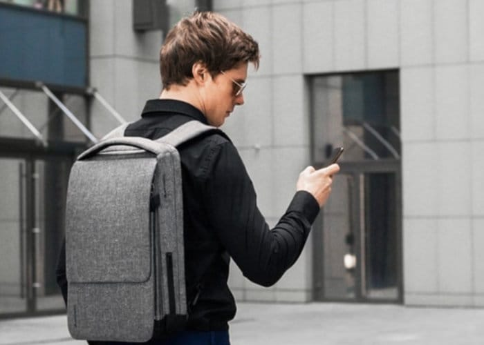 Pleatpack Unique Everyday Rucksack