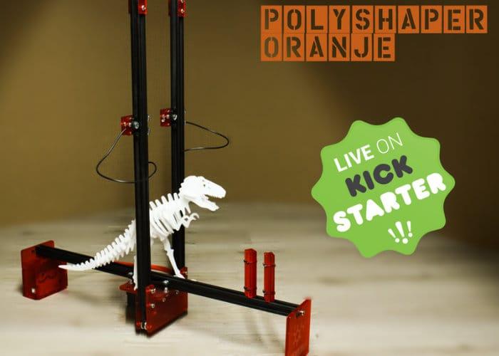 PolyShaper Oranje Precision Foam Cutter