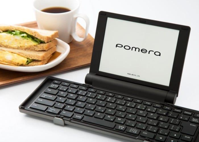 Pomera Pocket Typewriter