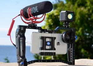 Cage Professional Smartphone Photography Rig