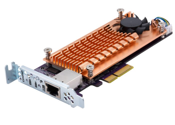 QNAP QM2 PCIe Cards Enhance NAS Performance
