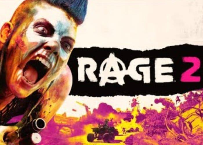 Rage 2 Teaser Trailer