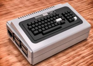 Raspberry Pi Case Styled On A TRS-80