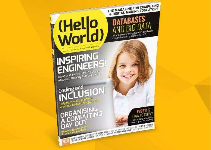 Raspberry Pi Magazine Hello World