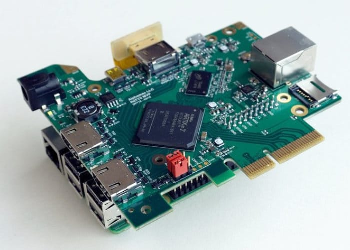 Raspberry Pi NeTV2 Open Video Development Board