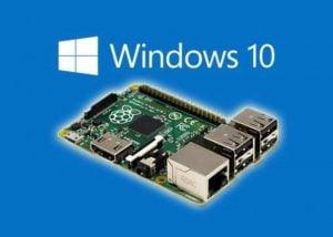 Raspberry Pi Windows 10 On ARM Tested