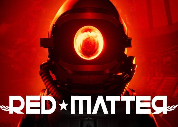 Red Matter VR Gameplay Trailer