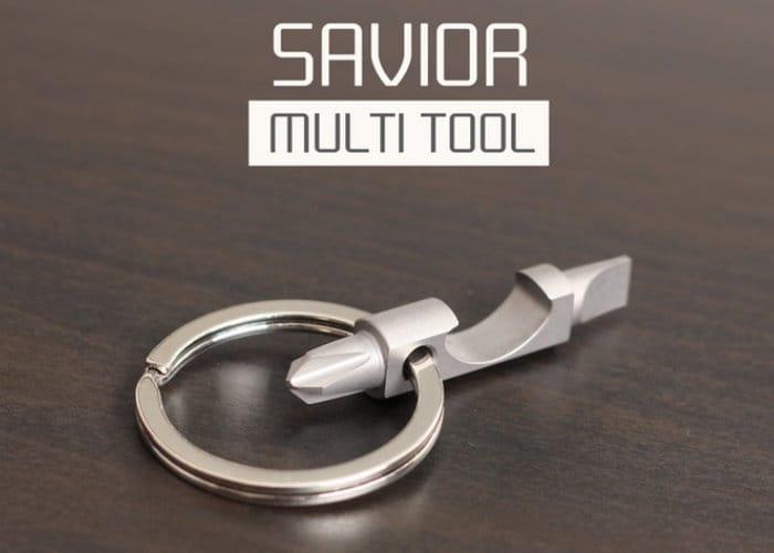 SAVIOR Titanium Multitool