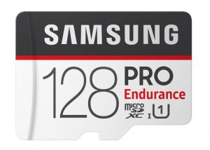 Samsung PRO Endurance Series Rugged MicroSD Cards Introduced