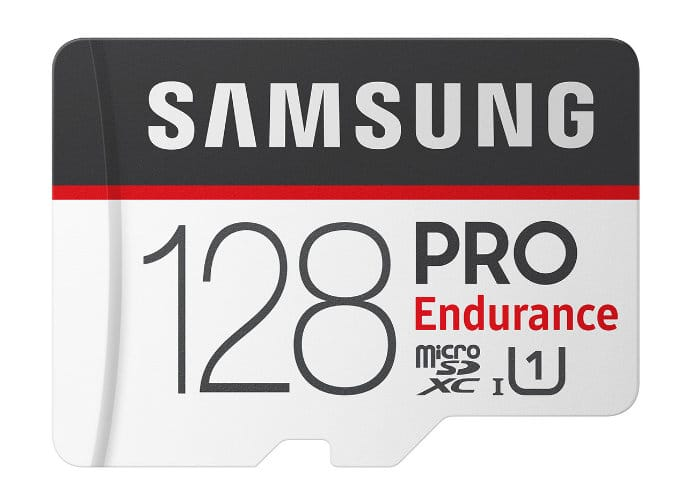 Samsung PRO Endurance Series Rugged MicroSD Memory Cards Introduced