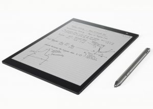 Sony Digital Paper Tablet Launches For $600