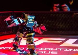 Super Anthony Battle Robot Hits Kickstarter From $1,299