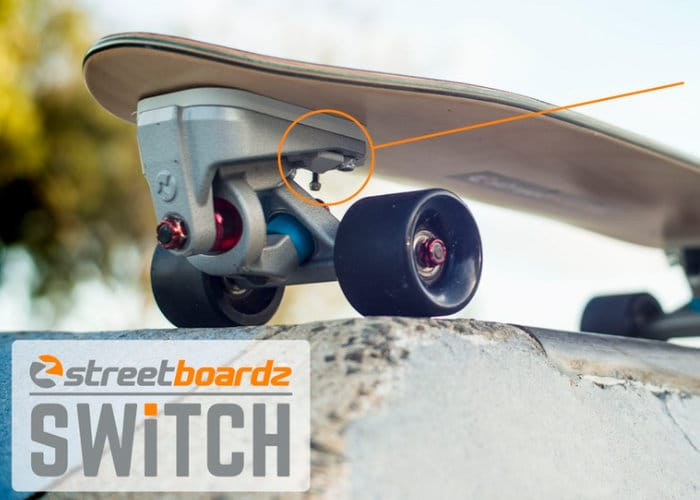 Switch Surf Training Skateboard From $99