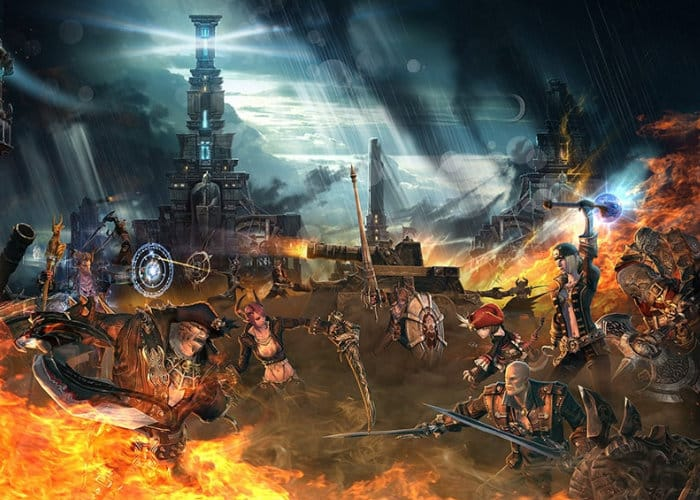 TERA Corsairs Stronghold Update