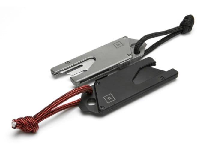 TPT Slide Titanium Pocket Multitool
