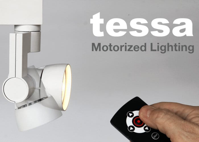 Tessa Remote Controlled Positionable