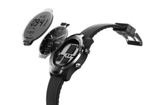 TicWatch Pro Smartwatch Equipped With Two Screens To Save Battery