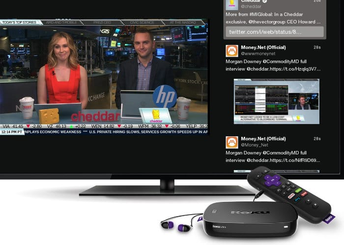 Twitter Apps Removed From Xbox, Roku And Android TV