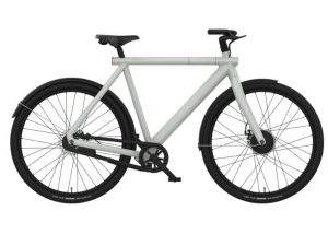 VanMoof Electric Bike Electrified Antitheft System Deters Thieves