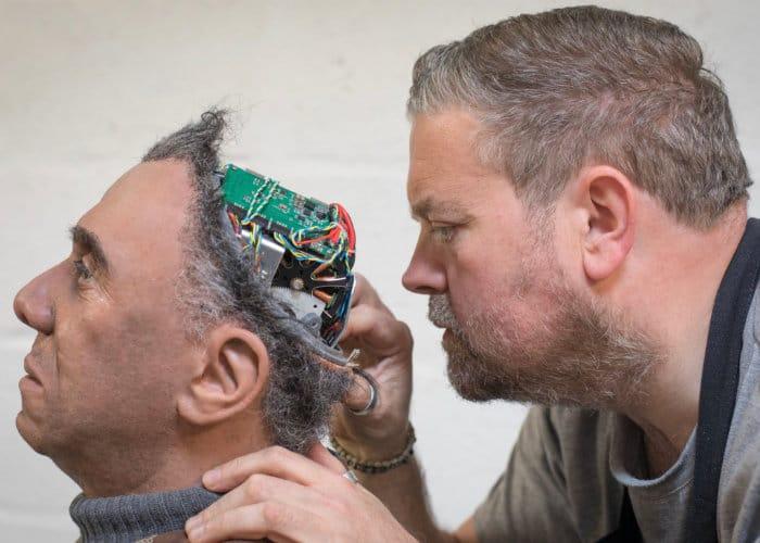 Westworld Mesmer Robot Under Development