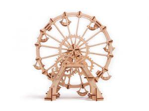 Wood Trick DIY Mechanical 3D Puzzles