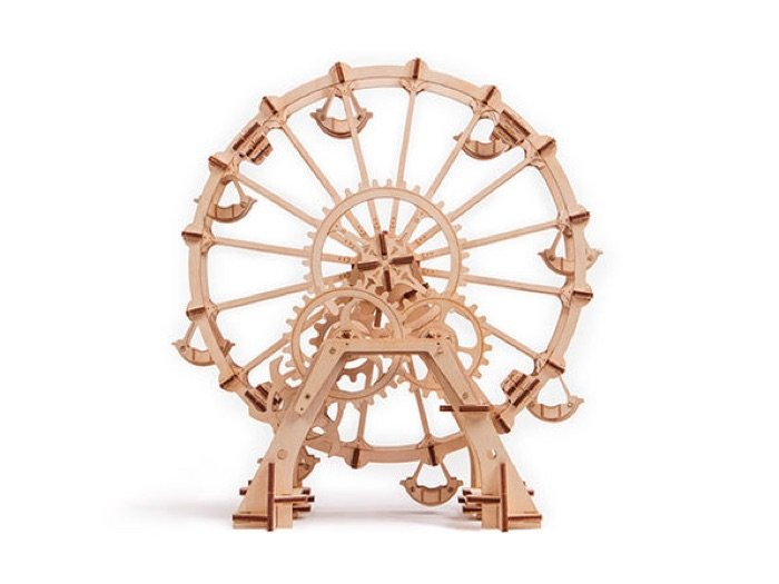 Wood Trick DIY Mechanical 3D Puzzles