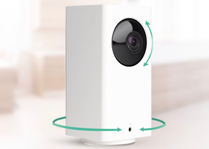 Wyze Cam Pan Security Camera Launches From $30