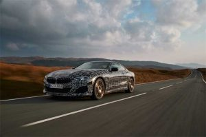 BMW 8 Series Coupe Sounds Good