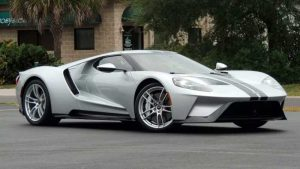 2017 Ford GT Brings $1.65 million at Auction