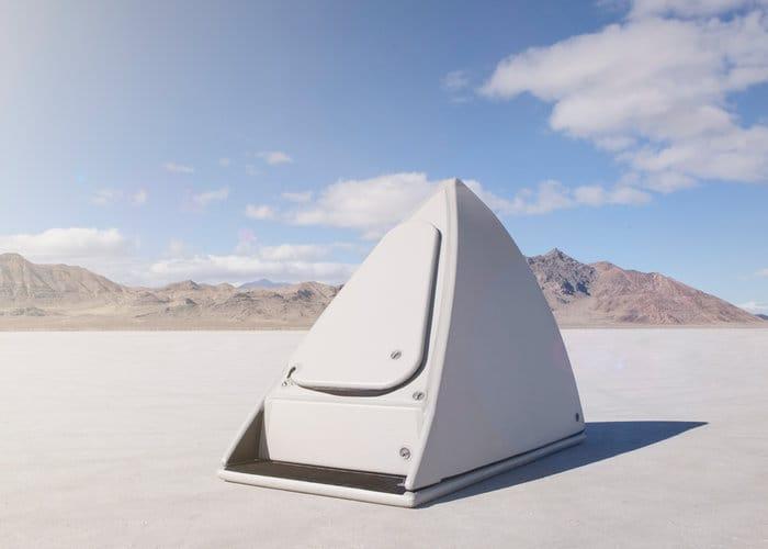 Inflatable Zen Float Tank Hits Kickstarter