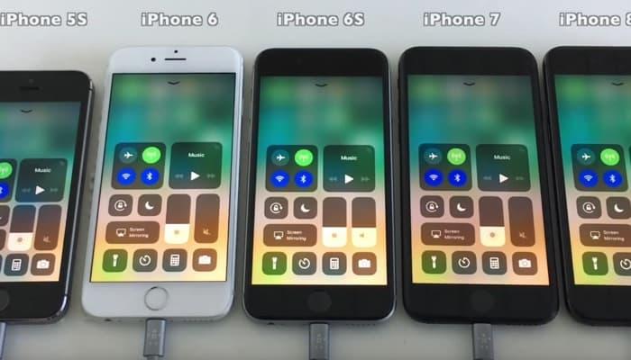 iOS 11.4 Battery Test