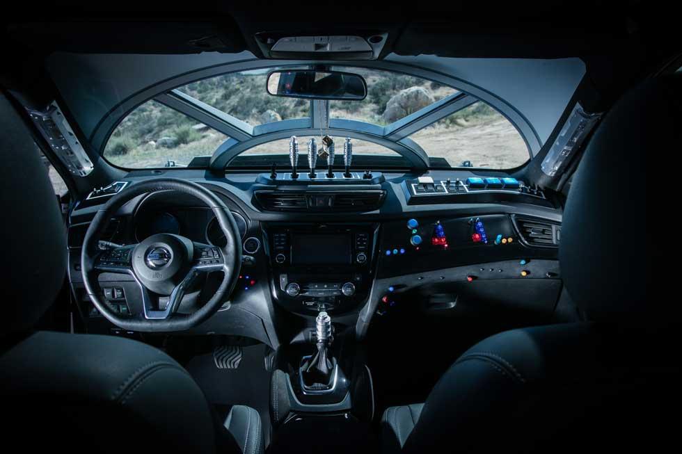Nissan Rogue Millennium Falcon
