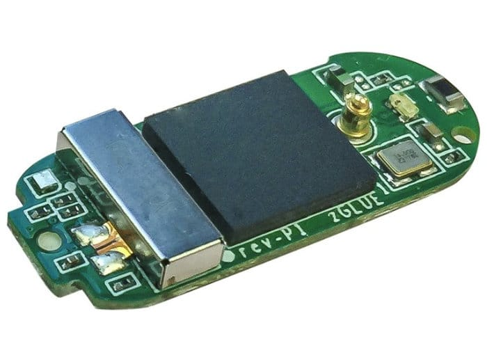 zOrigin Wireless Wearable Development Board