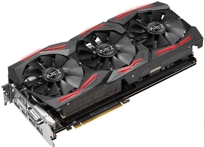 ASUS Radeon RX Vega 64 AREZ STRIX