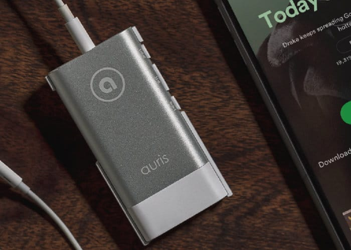 Amplify Wireless Headphone Amplifier With DAC