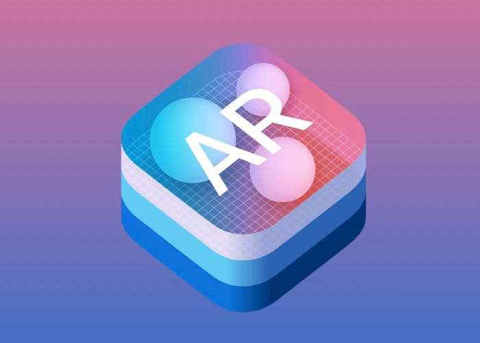 Apple ARKit 2 WWDC 2018