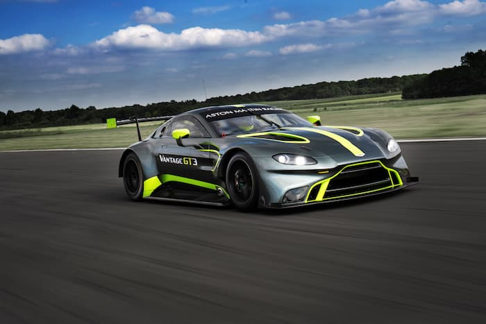 Aston Martin Vantage GT3 And GT4