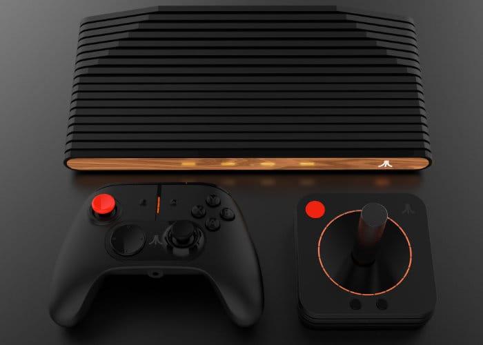 Atari VCS Wood