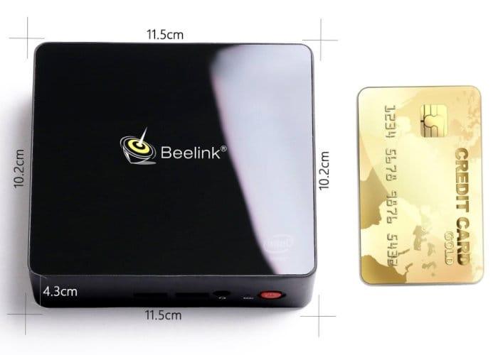 Beelink Gemini X Mini PC