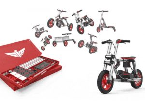 Build A Variety Of Kids Motorised Vehicles With INFENTO