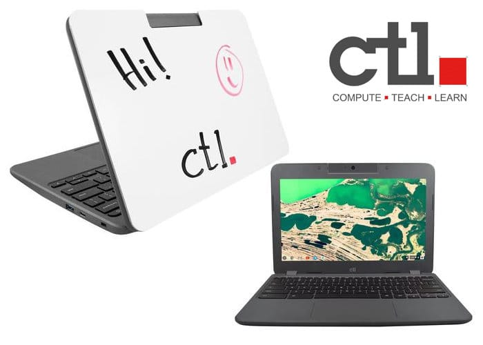CTL NL7X Rugged Chromebook