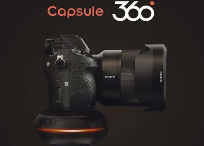 Capsule360 Versatile Camera Motion Controller