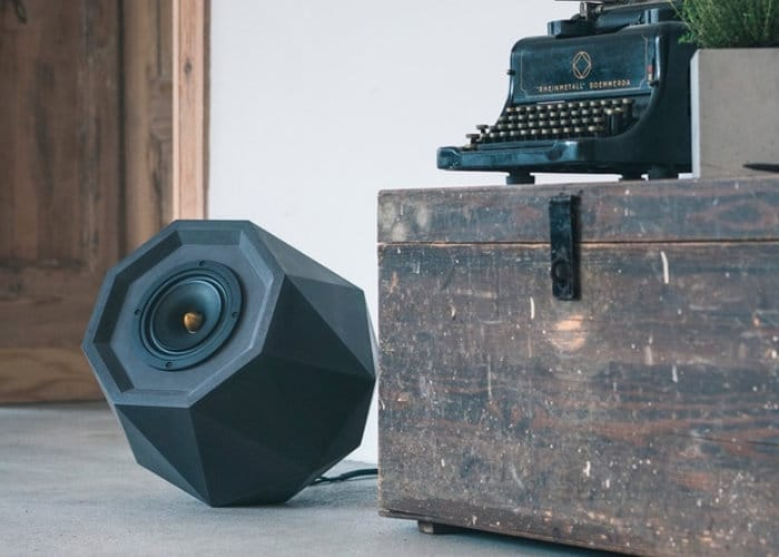 Consodi Diamond Concrete Speaker