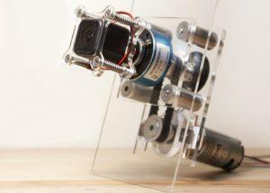 Quickstarter DIY Motorised Camera Spinner