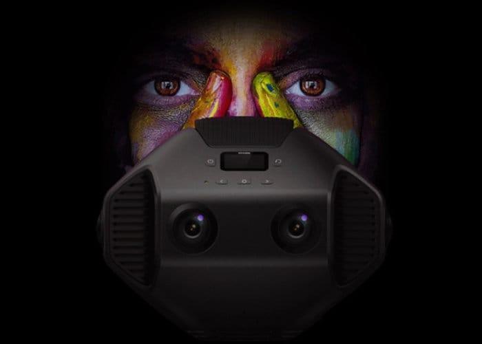 Detu MAX 3D 8K 360° VR Camera