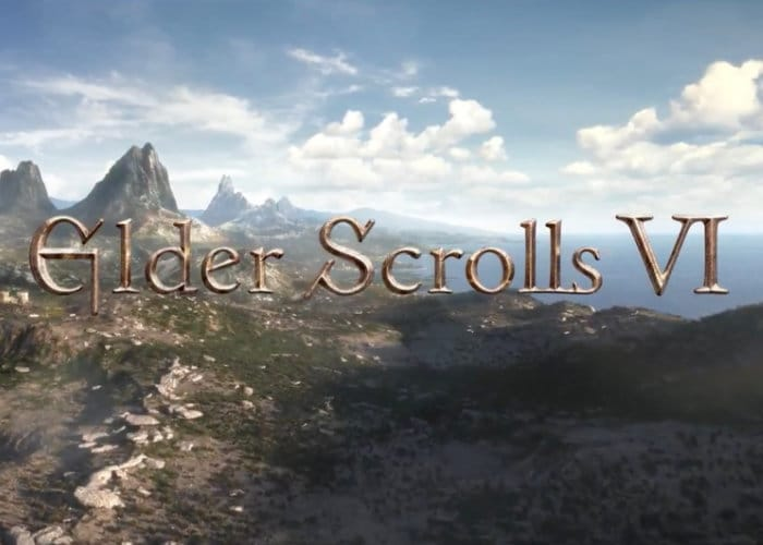 Elder Scrolls 6 RPG Game Unveiled By Bethesda At E3 2018