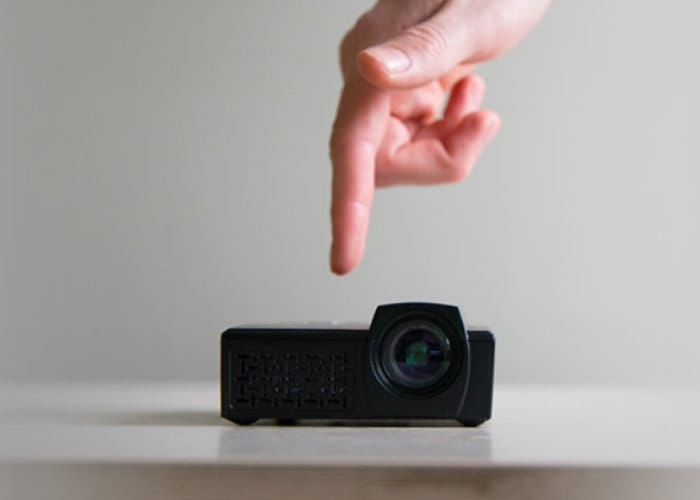 Epic Event Pocket Projector