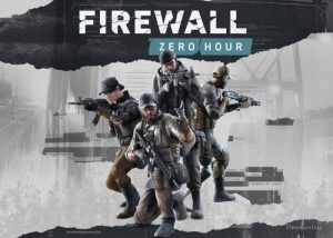 PlayStation VR Co-Op Shooter Firewall Zero Hour Launches August 29th