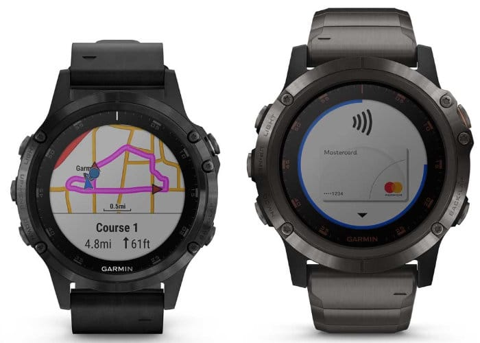 Garmin Fenix 5 Plus GPS Watches