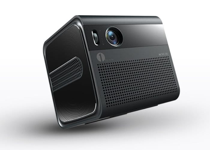 Goshow mini hd projector creates 200 inch widescreen for A small projector
